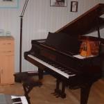 nouvelle salle de piano