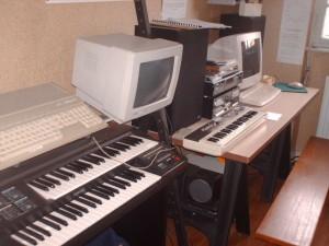 salle d'atelier