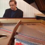Alain Heim, Barocco in Blue, Piano Solo
