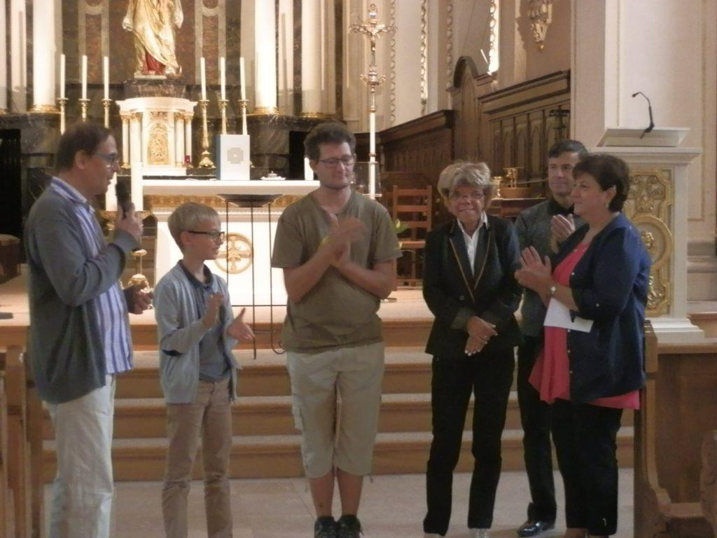 Audition d'orgue 25 août 2018